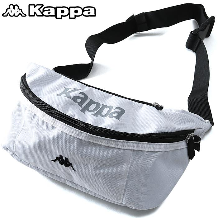 大きいサイズ メンズ Kappa カッパ ウエスト ポーチ 春夏新作 kpz-953z
