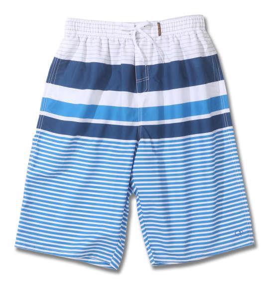 大きいサイズ メンズ OCEAN PACIFIC サーフ パンツ ブルー 1164-9200-1 3L 4L 5L 6L