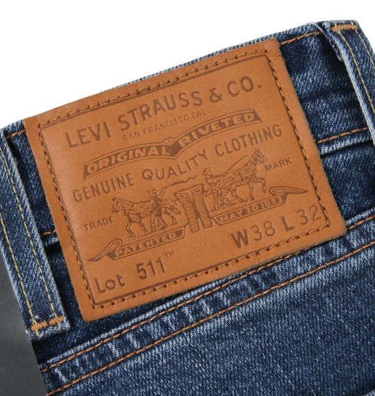 大きいサイズ メンズ Levi's 511 スリムフィット デニム パンツ ミッドヴィンテージ 1174-9311-2 38 40 42