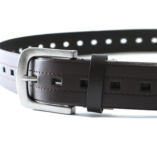 大きいサイズ メンズ AZ DEUX レザー ベルト azcl-199045