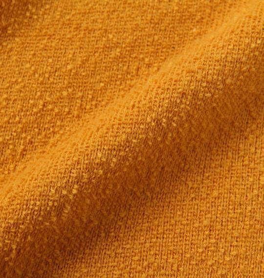 大きいサイズ メンズ kailua Bay ナノテック 加工 パイル 半袖 Tシャツ イエロー 1158-9571-1 3L 4L 5L 6L