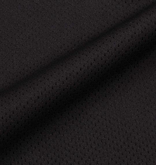大きいサイズ メンズ Phiten DRY 穴開き 天竺 ハーフパンツ チャコール 1174-9290-2 3L 4L 5L 6L 8L