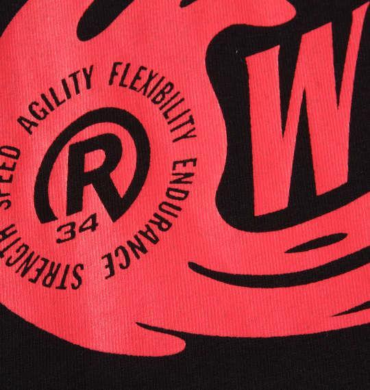 大きいサイズ メンズ RealBvoice WATER WARRIOR No.5スター 半袖 Tシャツ ブラック 1178-9558-2 3L 4L 5L 6L