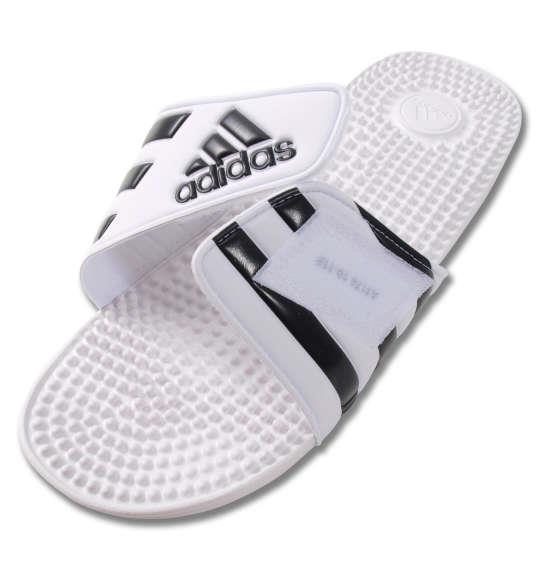 大きいサイズ メンズ adidas サンダル ADISSAGE ランニングホワイト 1140-9207-1 29.5 30.5 31.5
