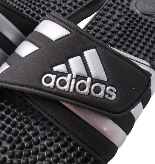 大きいサイズ メンズ adidas サンダル ADISSAGE コアブラック 1140-9207-2 29.5 30.5 31.5