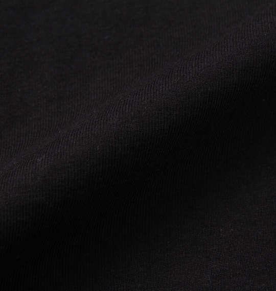 大きいサイズ メンズ PREPS 半袖 Tシャツ ブラック 1158-9580-2 3L 4L 5L 6L 8L