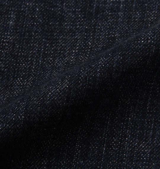 大きいサイズ メンズ 絡繰魂 × 北斗の拳 ラオウVS猛虎 刺繍 デニム パンツ ネイビー 1174-9285-1 100 110 120 130