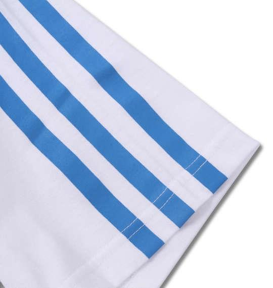 大きいサイズ メンズ キャプテン翼 大空翼なりきり 半袖 Tシャツ ホワイト 1178-9545-1 3L 4L 5L 6L