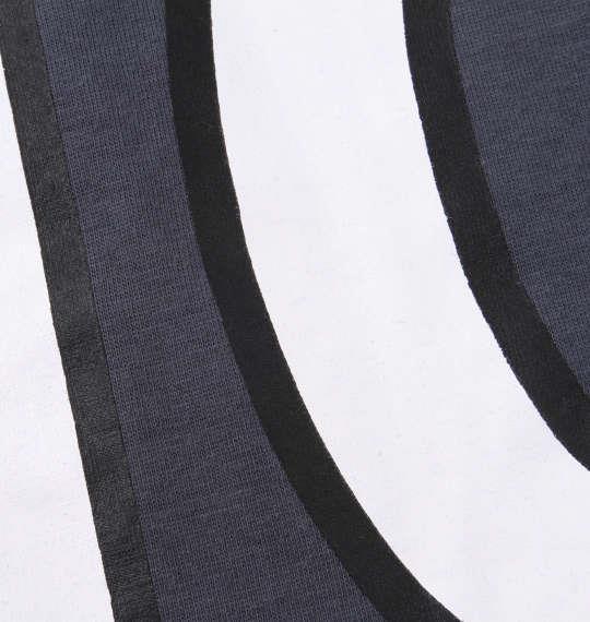 大きいサイズ メンズ キャプテン翼 日向小次郎なりきり 半袖 Tシャツ ブラック 1178-9546-1 3L 4L 5L 6L