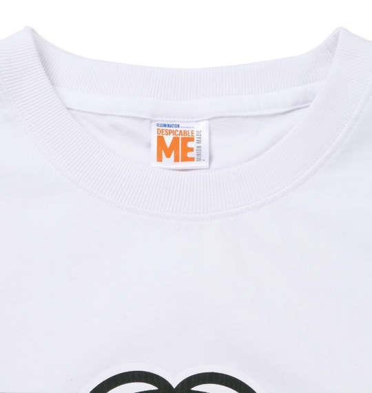 大きいサイズ メンズ MINIONS 半袖 Tシャツ ホワイト 1178-9585-1 3L 4L 5L 6L