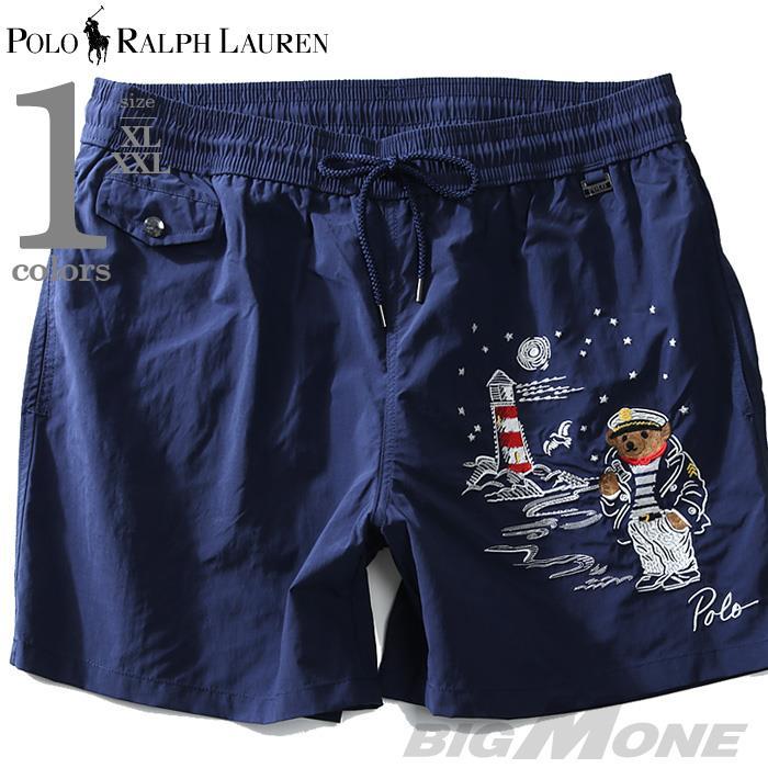 ブランドセール 大きいサイズ メンズ POLO RALPH LAUREN ポロ ラルフローレン スイム ショートパンツ USA直輸入 710739217