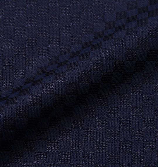 大きいサイズ メンズ RUSTY 半袖 フルジップ ラッシュガード ネイビー 1168-9265-1 3L 4L 5L 6L 8L