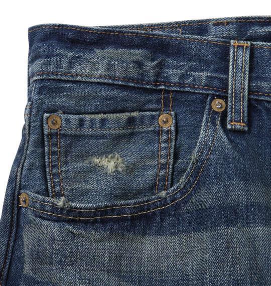 大きいサイズ メンズ Levi's 501 オリジナル フィット デニム パンツ ウォッシュドヴィンテージ 1174-9297-2 38 40 42
