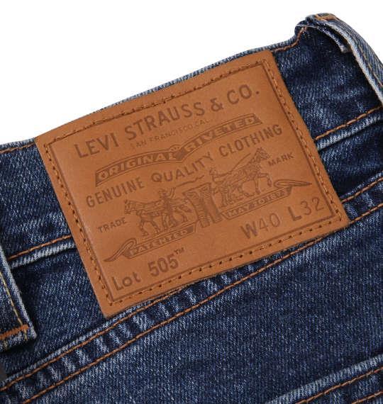 大きいサイズ メンズ Levi's 505 レギュラー フィット デニム パンツ ミッドヴィンテージ 1174-9310-2 38 40 42 44
