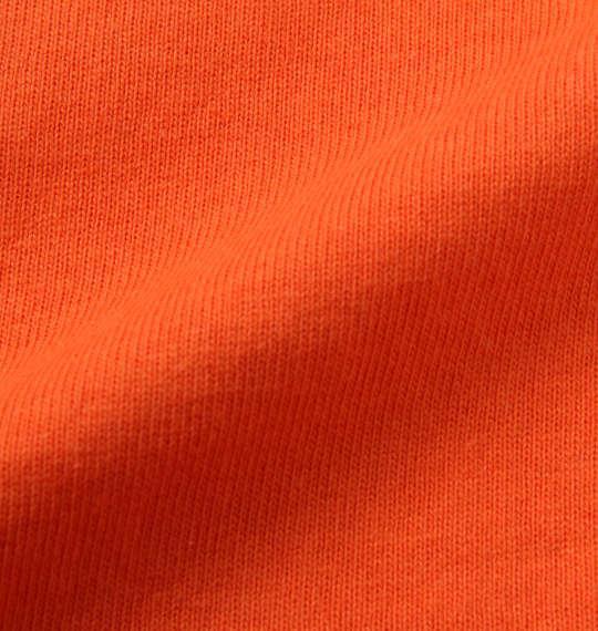 大きいサイズ メンズ BEN DAVIS ベンディビス ワッペン 半袖 Tシャツ オレンジ 1178-9254-1 3L 4L 5L 6L