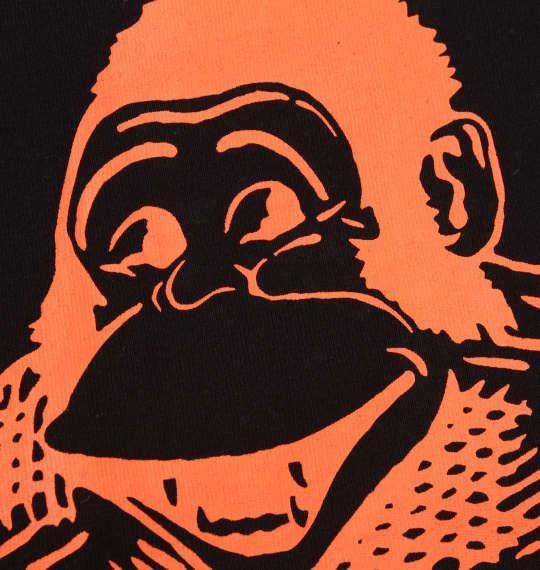 大きいサイズ メンズ BEN DAVIS ベンディビス ワッペン 半袖 Tシャツ ブラック 1178-9254-2 3L 4L 5L 6L