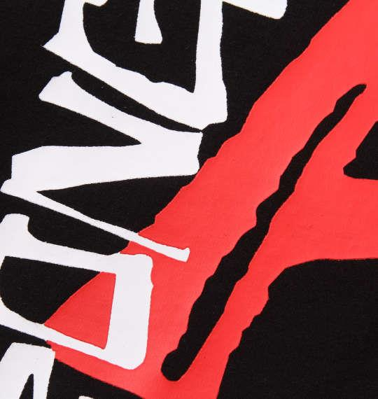 大きいサイズ メンズ 新日本プロレス CHAOS Strongest Style 半袖 Tシャツ ブラック 1178-9239-1 3L 4L 5L 6L 8L