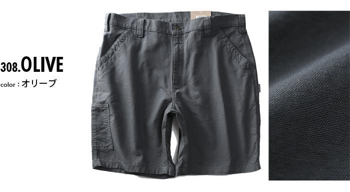 ブランドセール 大きいサイズ メンズ CARHARTT カーハート デザイン ショートパンツ USA直輸入 b147fat