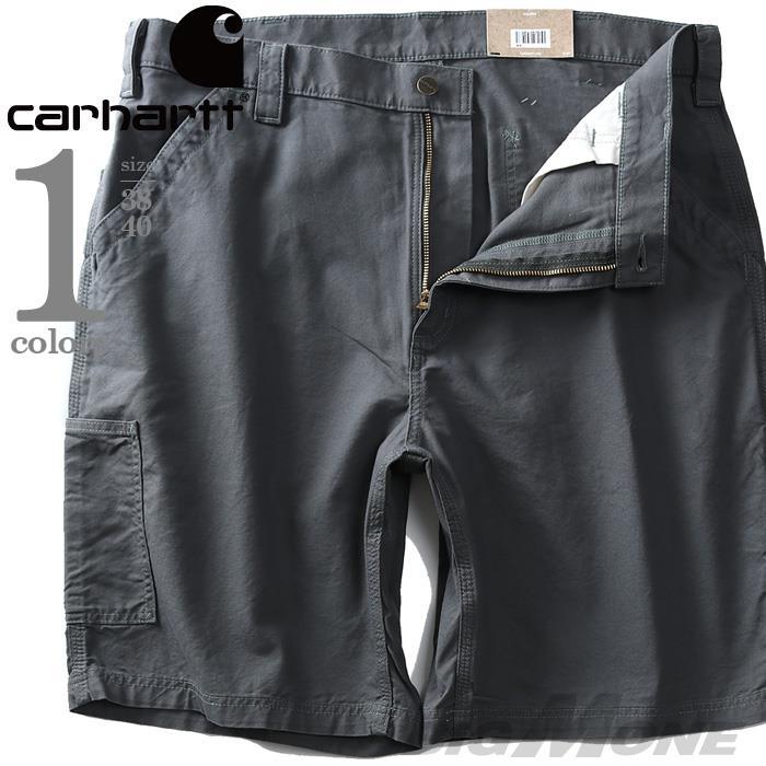 大きいサイズ メンズ CARHARTT カーハート デザイン ショートパンツ USA直輸入 b147fat