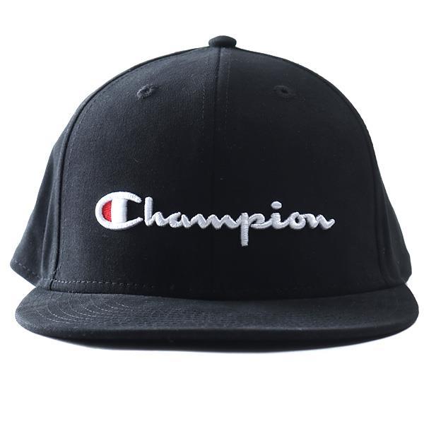 メンズ Champion チャンピオン ロゴ スナップバック キャップ 帽子 USA直輸入 h0805