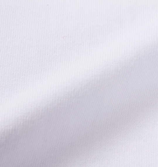 大きいサイズ メンズ b-one-soul バック ロゴ プリント 半袖 Tシャツ ホワイト 1158-9557-1 3L 4L 5L 6L