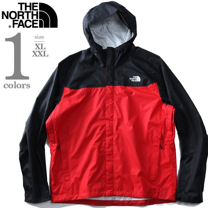 大きいサイズ メンズ THE NORTH FACE ザ ノース フェイス フード付 ナイロン ジャケット USA直輸入 nf0a3jpm682