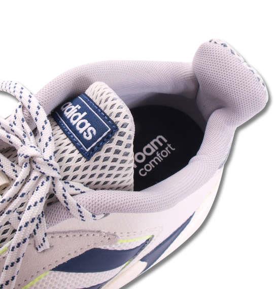 大きいサイズ メンズ adidas スニーカー 90S VALASION グラウドホワイト 1140-9352-1 29 30 31 32