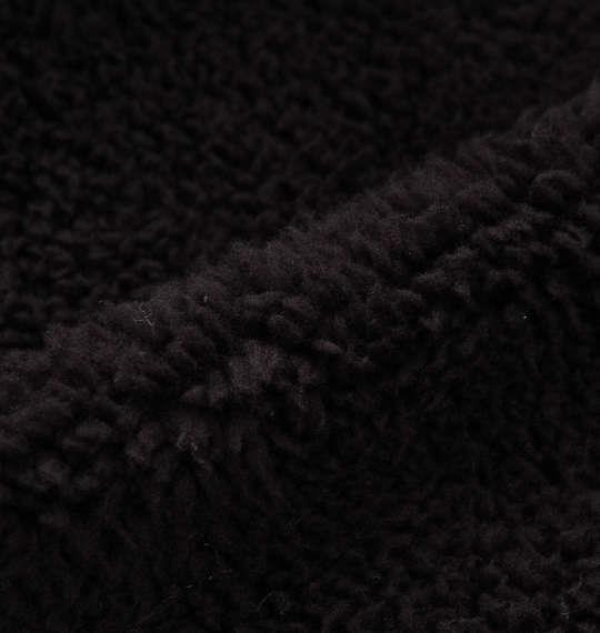 大きいサイズ メンズ in the attic ボリュームネック モッズ コート ブラック 1153-9301-2 2L 3L 4L 5L 6L