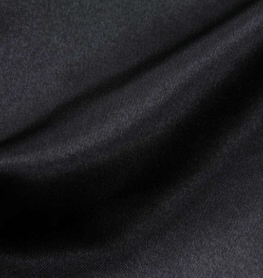 大きいサイズ メンズ 絡繰魂 風神雷神 × 菊流水 スカジャン ブラック × ゴールド 1153-9361-1 3L 4L 5L 6L