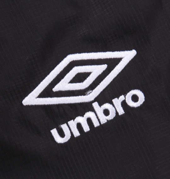 大きいサイズ メンズ UMBRO AL.ラインド ロングパンツ ブラック 1176-9351-2 3L 4L 5L 6L