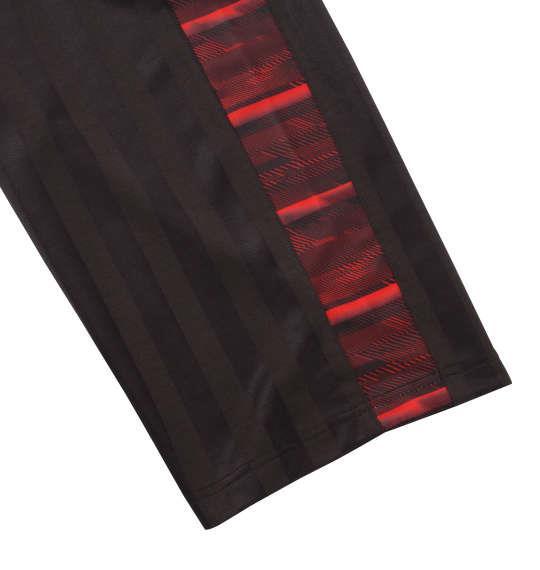 大きいサイズ メンズ Mc.S.P スラッシュ プリント ライン ジャージ パンツ チャコール × レッド 1154-9305-3 3L 4L 5L 6L 8L