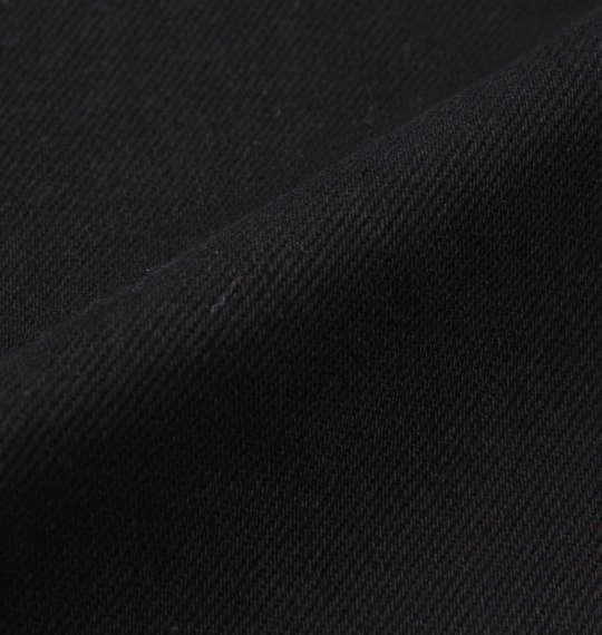 大きいサイズ メンズ FLAGSTAFF × PEANUTS スヌーピー コラボ カツラギ パンツ ブラック 1174-9370-1 100 110 120 130 140