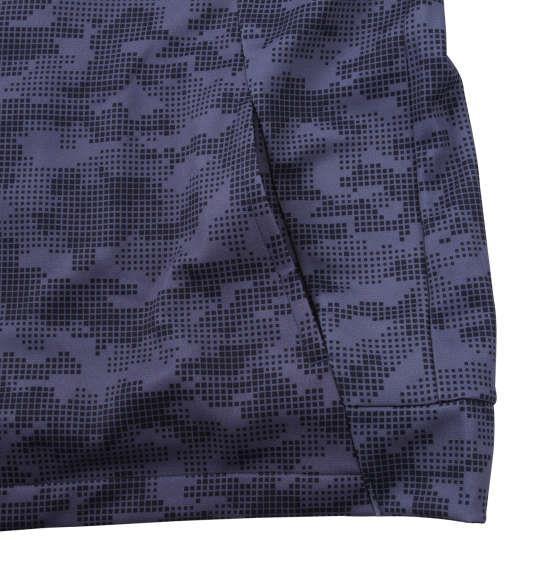 大きいサイズ メンズ adidas ウォームアップ ジャケット ネイビー カモ 1176-9340-1 3XO 4XO 5XO 6XO 7XO 8XO