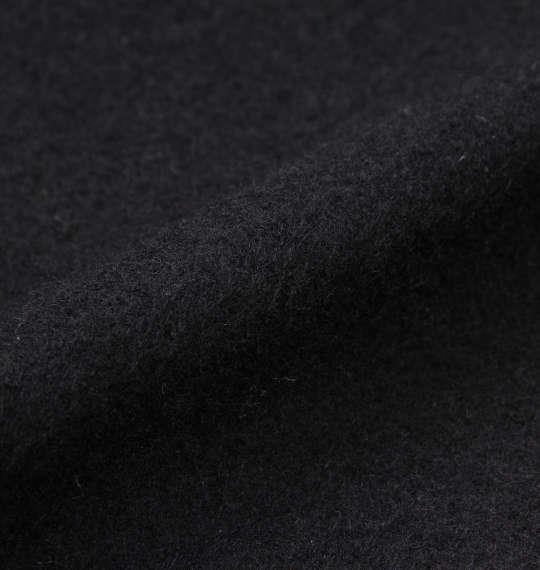 大きいサイズ メンズ BEAUMERE 裏起毛 総柄 プル パーカー ブラック 1158-9321-2 3L 4L 5L 6L