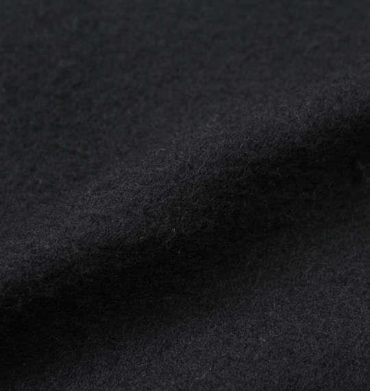 大きいサイズ メンズ ONE PIECE 裏起毛 プル パーカー ブラック 1168-9311-2 3L 4L 5L 6L 8L