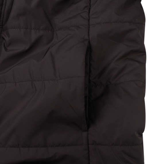 大きいサイズ メンズ LE COQ SPORTIF 中綿 コート ブラック 1173-9351-2 3L 4L 5L 6L