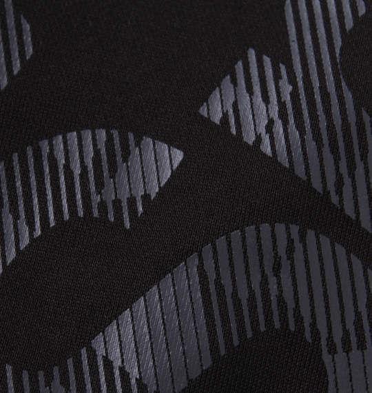 大きいサイズ メンズ DESCENTE ライト スムース ドライ スウェット ロングパンツ ブラック 1176-9301-2 2L 3L 4L 5L 6L