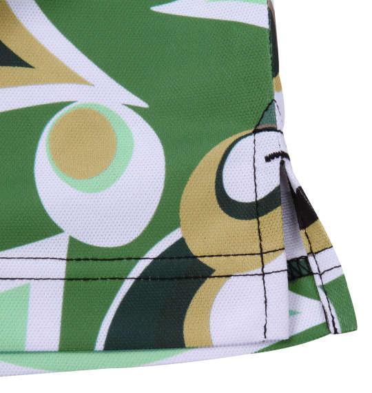 大きいサイズ メンズ LOUDMOUTH 半袖 シャツ + インナー セット シャガデリックカモ × ホワイト 1178-9305-2 3L 4L 5L