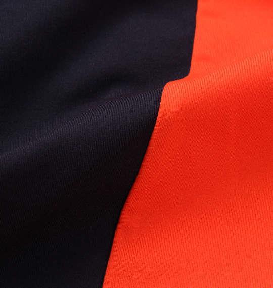 大きいサイズ メンズ DESCENTE タフクロス フーデッド ジャケット オレンジ 1178-9356-1 2L 3L 4L 5L 6L