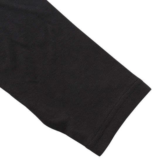 大きいサイズ メンズ Heatchanger タートルネック 長袖 Tシャツ ブラック 1149-9371-1 3L 4L 5L 6L 8L