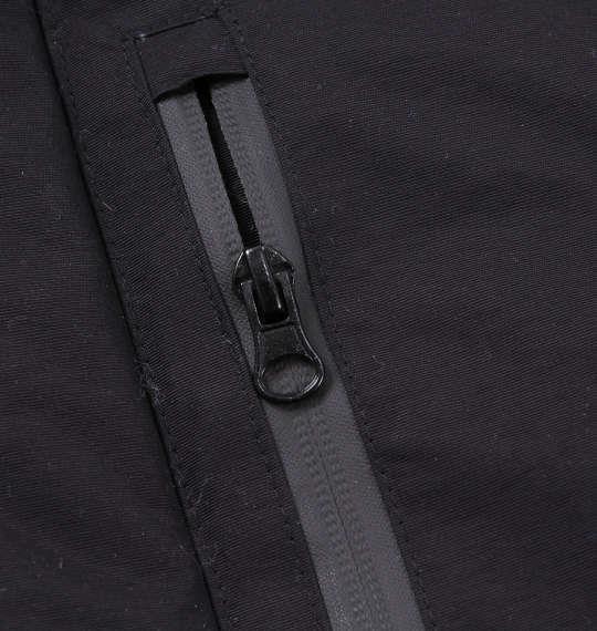 大きいサイズ メンズ PREPS マウンテン 中綿 ジャケット ブラック 1153-9321-2 3L 4L 5L 6L 8L
