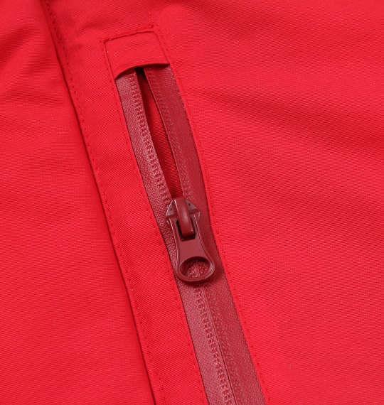大きいサイズ メンズ PREPS マウンテン 中綿 ジャケット レッド 1153-9321-3 3L 4L 5L 6L 8L