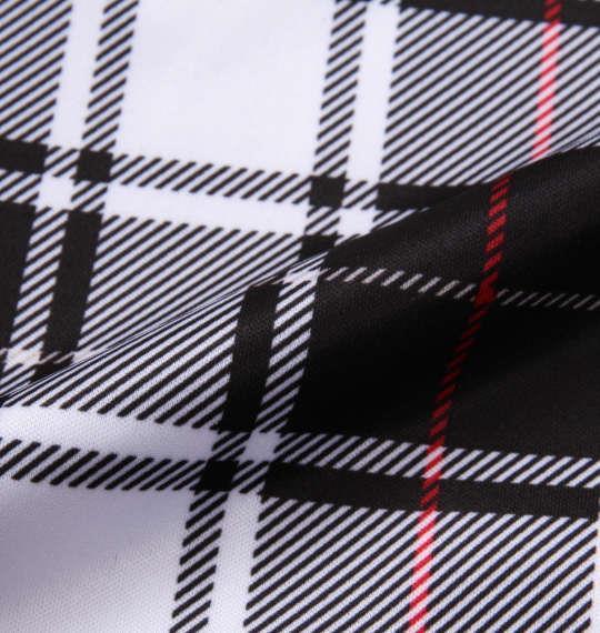 大きいサイズ メンズ FILA GOLF ボンディング チェック パンツ ホワイト系 1174-9301-1 100 105 110 115 120 130