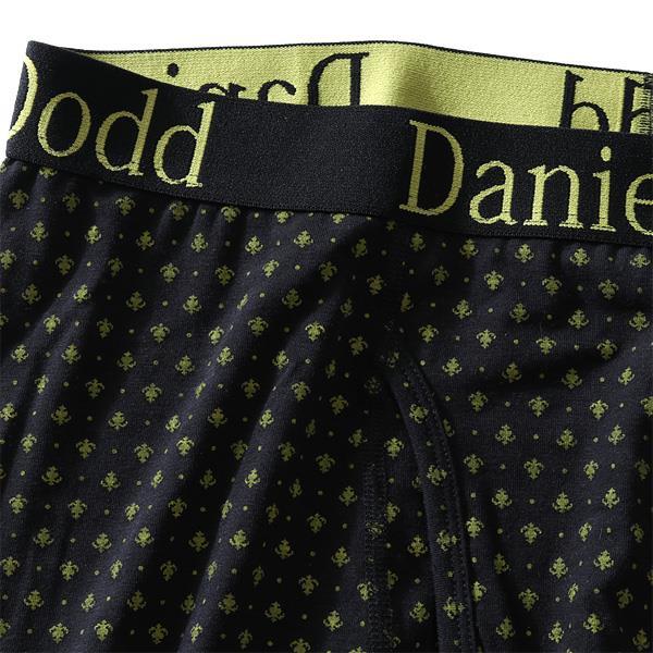 大きいサイズ メンズ DANIEL DODD 前開き 総柄 ボクサー ブリーフ パンツ 肌着 下着 azup-199014