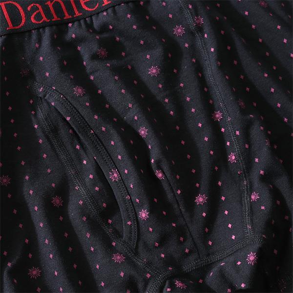 大きいサイズ メンズ DANIEL DODD 前開き 総柄 ボクサー ブリーフ パンツ 肌着 下着 azup-199015