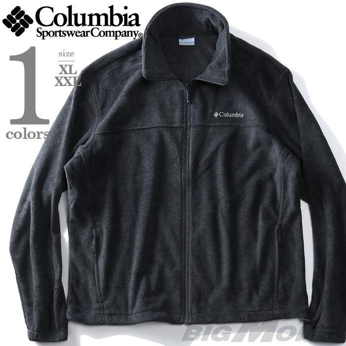 大きいサイズ メンズ Columbia コロンビア フリース ジャケット USA直輸入 147667