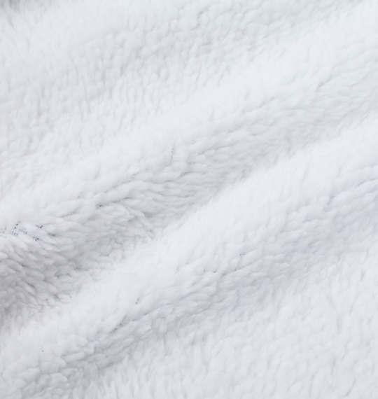 大きいサイズ メンズ ゲゲゲの鬼太郎 総柄 ボア ちゃんちゃんこ パーカー ネイビー 1178-9375-1 3L 5L