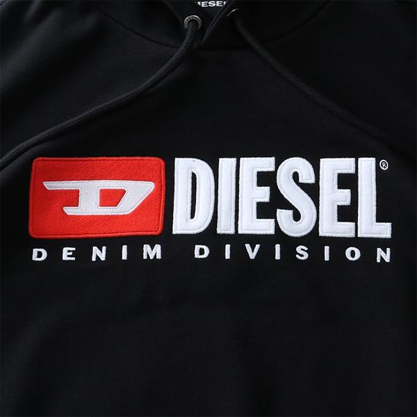 大きいサイズ メンズ DIESEL ディーゼル プルオーバー パーカー S-GIR-HOOD-DIVISION 直輸入品 00s2jd-0iajh
