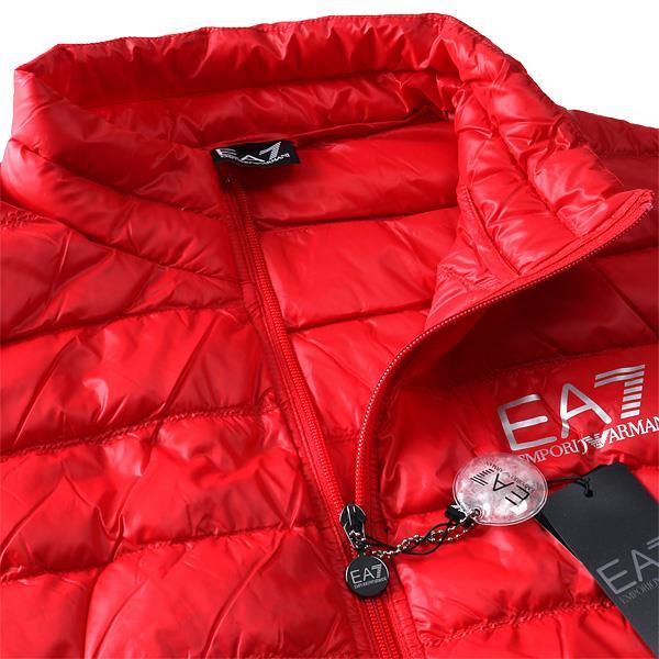 大きいサイズ メンズ EMPORIO ARMANI EA7 エンポリオ アルマーニ イーエーセブン ダウン ベスト 直輸入品 8npq01-pn29z