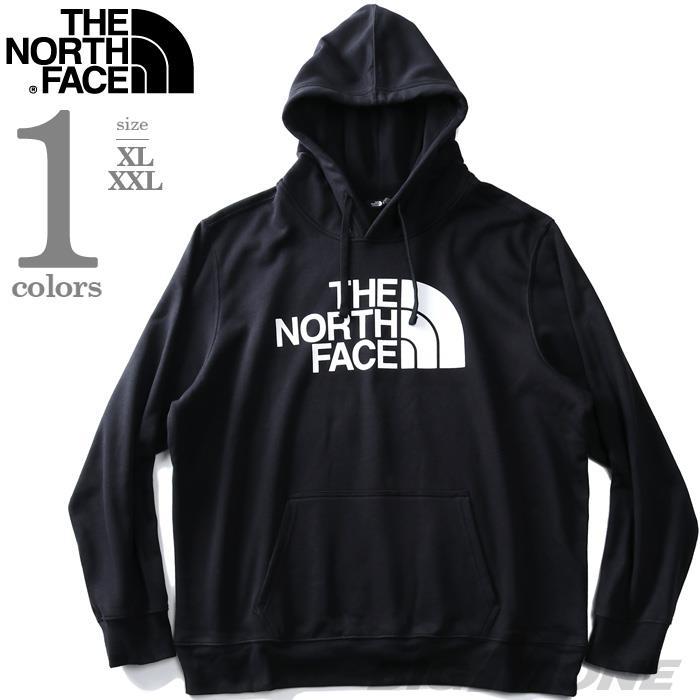 大きいサイズ メンズ THE NORTH FACE ザ ノース フェイス ロゴ プリント プルオーバー パーカー USA直輸入 nf0a3fr1ky4